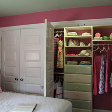 Closet by Closets and Cabinetry by Closet City