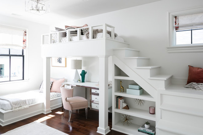 Transitional Kids by Leslie Cotter Interiors
