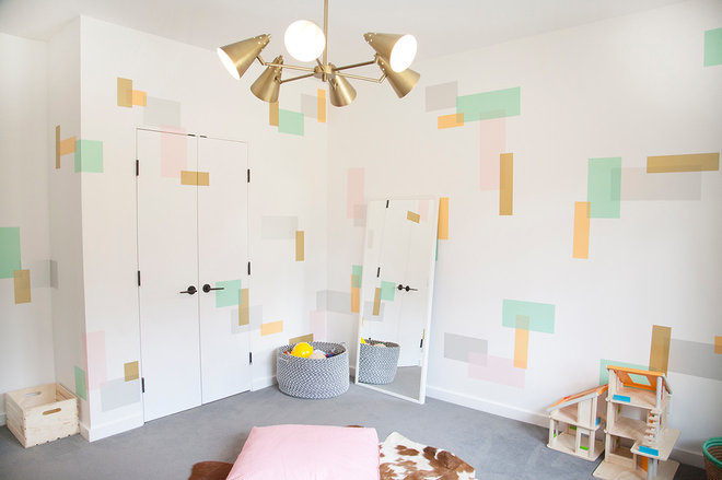 Contemporary Kids by Play Chic Interiors