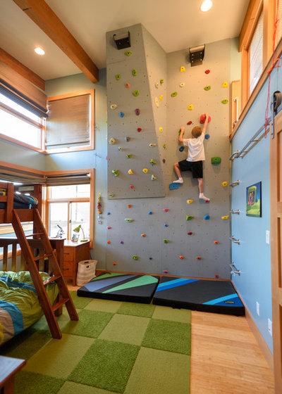 Kinderzimmer zum Toben: 7 Ideen zum Turnen und Spielen