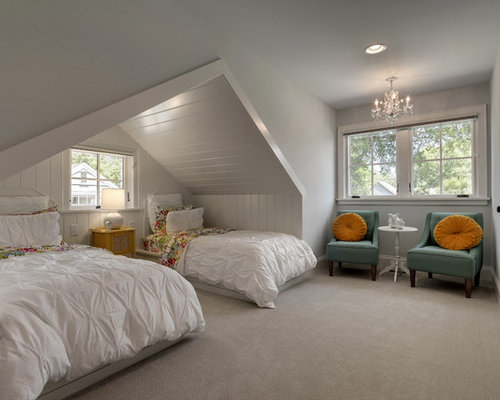 Dormer Bedroom Home Design Ideas Pictures Remodel And Decor