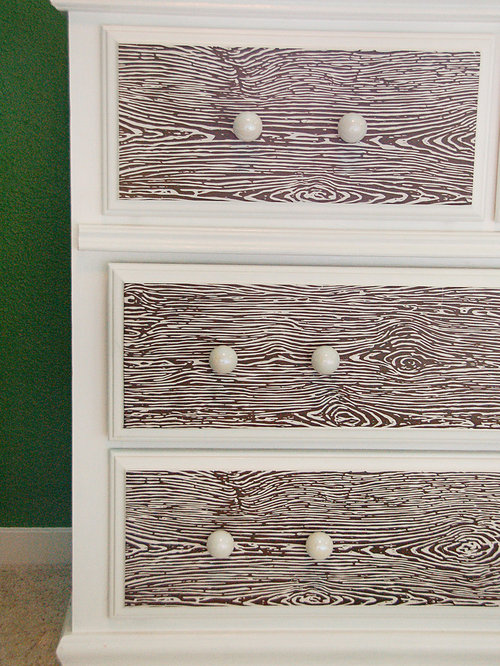 Decoupage Furniture | Houzz