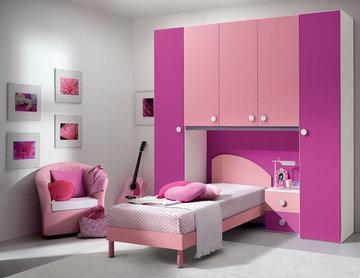 Modern Italian Kids Bedroom Design VV G093 - Call For Price