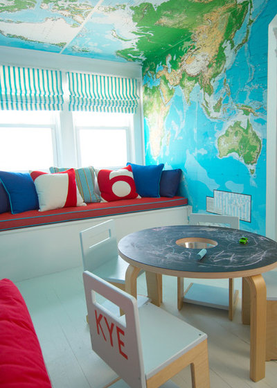 Contemporáneo Dormitorio infantil Modern Kids