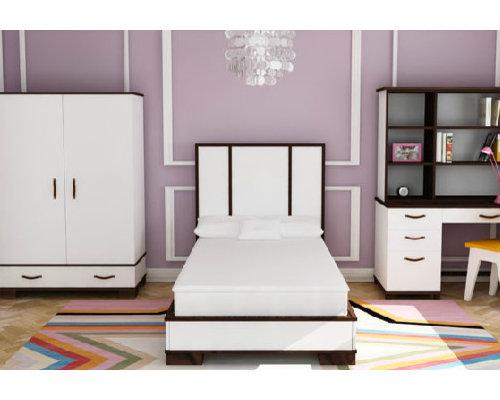 Minimalist Kidsu0027 Room Photo In New York