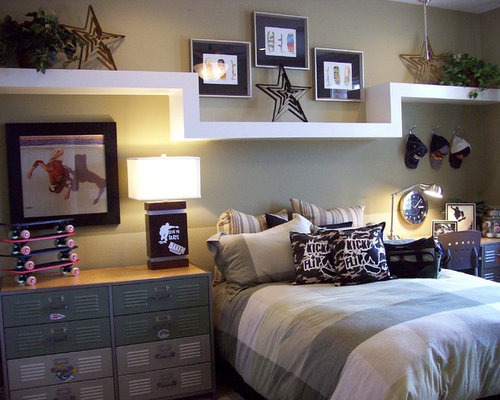 Metal Locker Nightstand Home Design Ideas Pictures