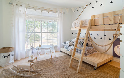 Room of the Day: A Place for Kids to Dream and Play