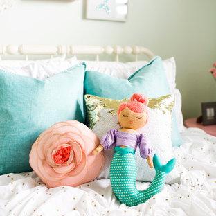 Modern Mermaid Girls Room