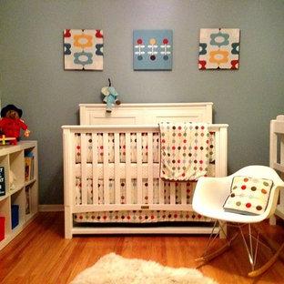 Kids' room - modern kids' room idea in Minneapolis