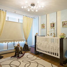 Modern Kids by Decorating Den Interiors