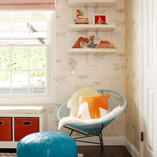 Transitional Kids by Niche Interiors