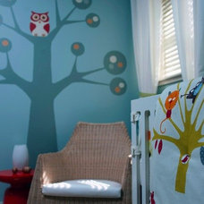 Contemporary Kids by Sarah Stacey Interior Design