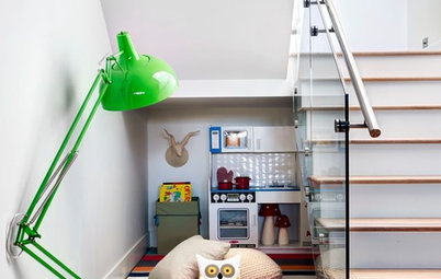 8 Ideas for Adding a Kids' Zone to a Room