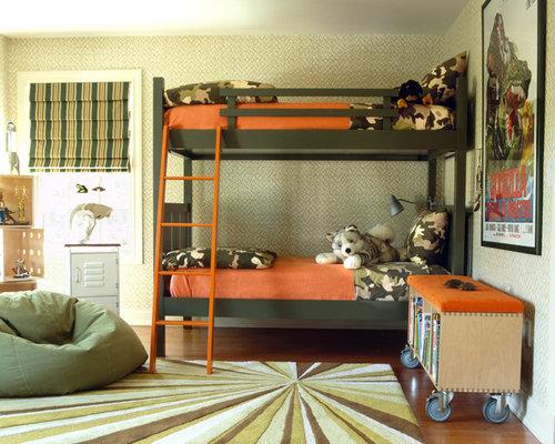 Camo boys room houzz for Camo kids room