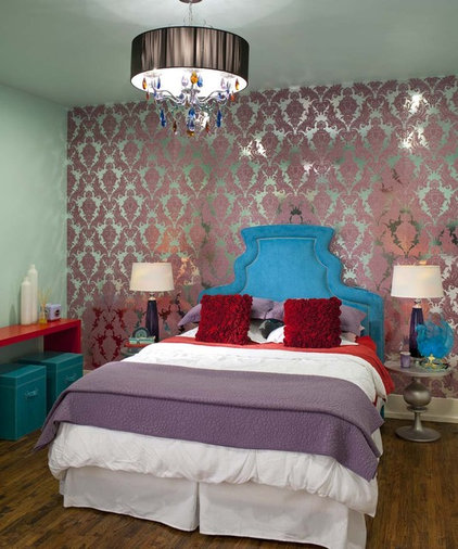 Eclectic Kids by Astleford Interiors, Inc.