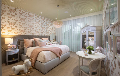 Houzz Tour: Whimsical Home Inspired by Alice in Wonderland
