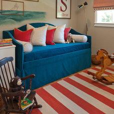 Eclectic Kids by Jessica Risko Smith Interior Design