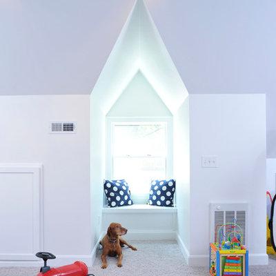 Inspiration for a timeless playroom remodel in Cincinnati