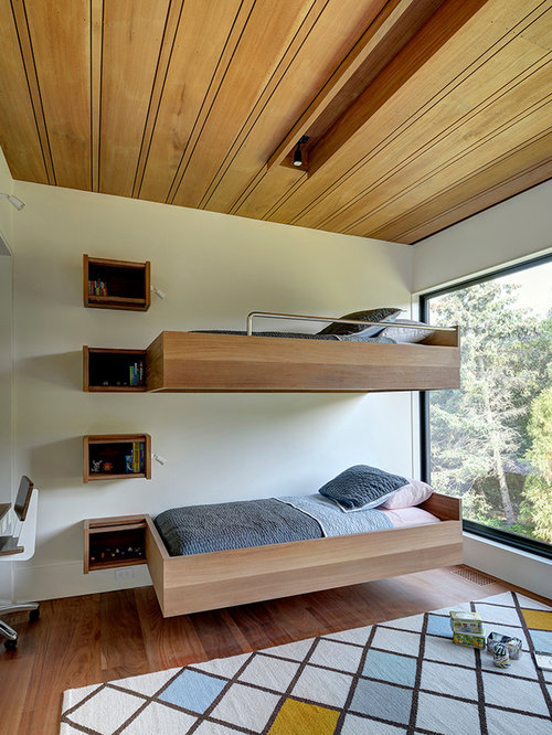 Floating Bunk Beds. SaveEmail - Floating Bunk Bed Houzz. Floating Bunk Bed . - Floating Bunk Beds Show Home Design