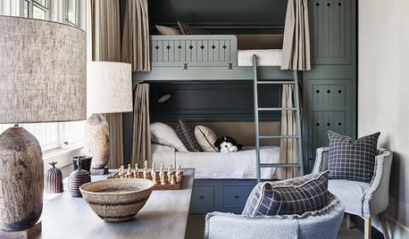 How to Design One Bedroom For Two Children