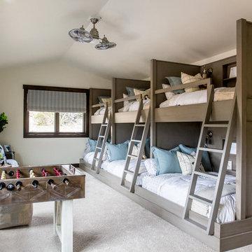 Mountain Retreat Bunk Room