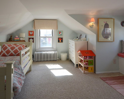 Houzz – Attic Bedrooms Ideas