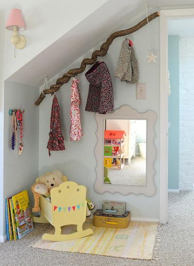 Dachschräge Gestalten: 11 Kreative Deko-ideen Besondere Kinderzimmer Bume