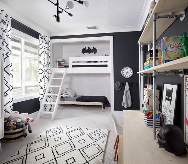 Transitional Kids by Design Shop Interiors