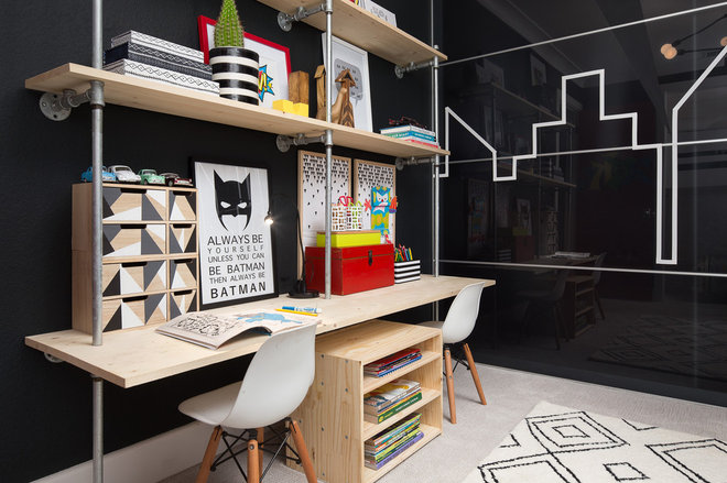 Contemporary Kids by Design Shop Interiors