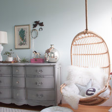 Eclectic Bedroom by Le Michelle Nguyen