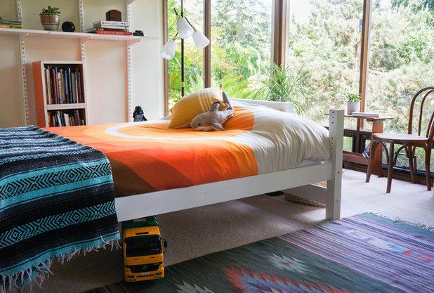 Ecléctico Dormitorio infantil by STRUKTR Studios Photography