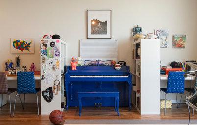 ¿Tienes un piano? 8 ideas para integrarlo en la decoración de tu casa
