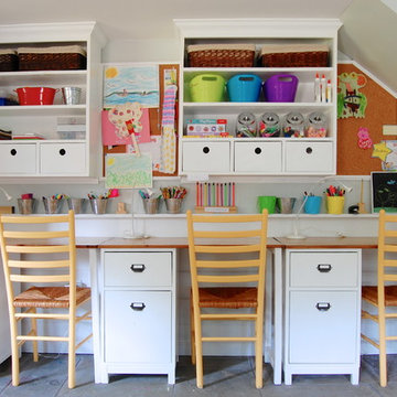 My Houzz: A Pre-Revolutionary Home for a Modern Family