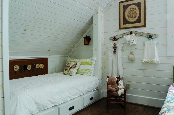 Rustic Nursery by Corynne Pless