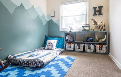 My Houzz: A Toddler-Friendly Take on Recycled Decor