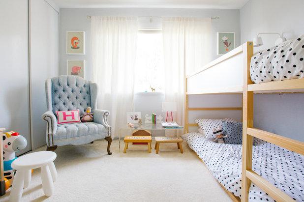 Clásico renovado Dormitorio infantil by Nanette Wong