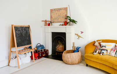 Lofts: How to Create an Attic Den That's Cool for Kids