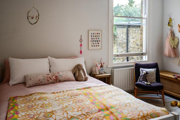Skandinavisch Kinderzimmer My Houzz: Casual Comfort in a London Victorian