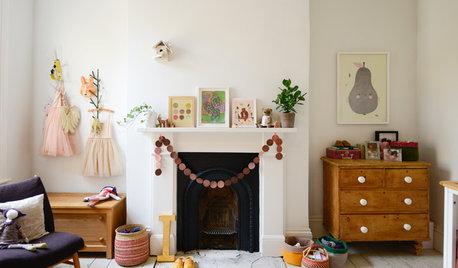 Comment résister au charme d'une chambre d'enfant vintage ?