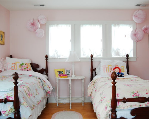 Girls Bedrooms Paint Colors Houzz - Girls bedroom paint