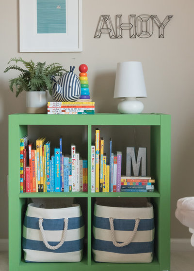 My Houzz Cheerful Color And Patterns In A Virginia Family