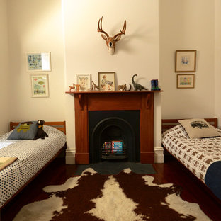 Inspiration for a contemporary boy kids' room remodel in Adelaide