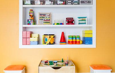 10 astuces de pro pour éviter le bazar dans une chambre d'enfant