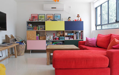 My Houzz: Light and Bright Updates for an Israeli Family Home