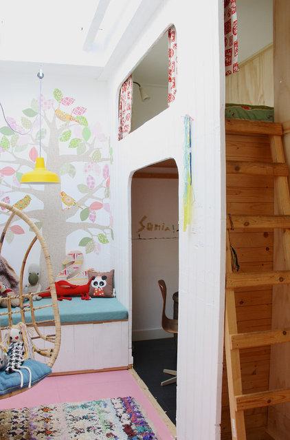 Decorer une chambre mansardee maison design Decorer sa chambre ado