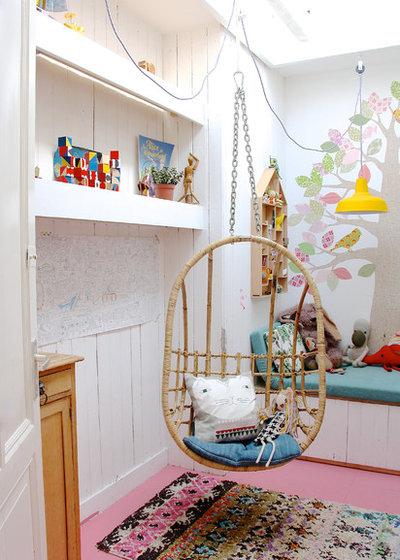 Skandinavisch Kinderzimmer by Holly Marder