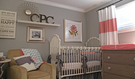 Nursery Ideasmy Houzz Patience And Resourcefulness Pay Off In Dallas