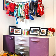 Eclectic Kids by Luci.D Interiors