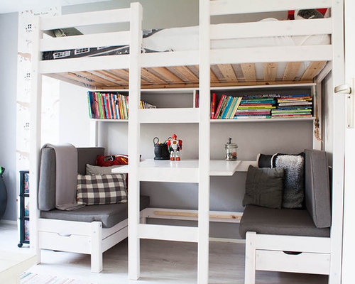 example of a danish kids room design for boys in amsterdam - Design Kid Bedroom
