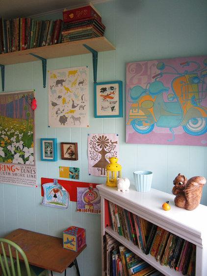 Eclectic Kids My Houzz: Eskridge Home